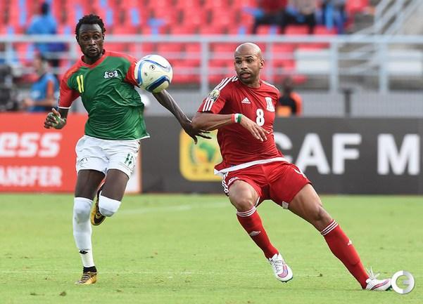 Хозяева Кубка Африки сыграли вничью с Буркина-Фасо