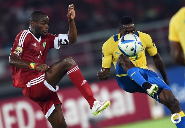 Габон проиграл Конго на Кубке Африки