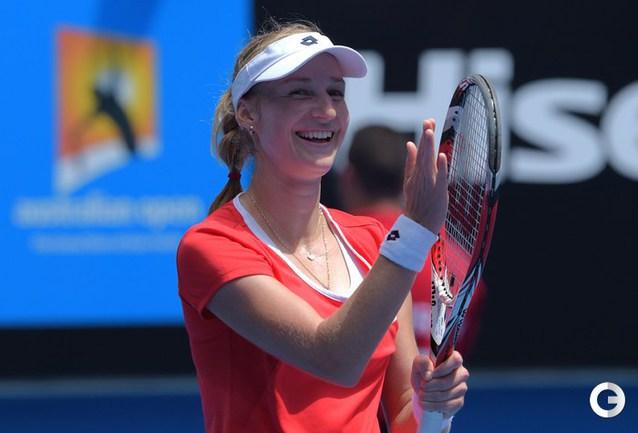 Макарова - в 1/8 финала Australian Open