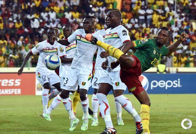Камерун сыграл вничью с Гвинеей