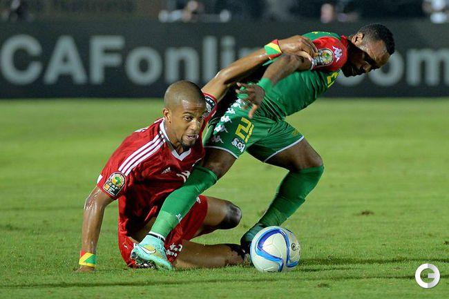 Сборная Конго - в плей-офф Кубка Африки