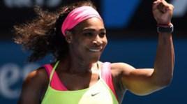 Серена Уильямс - в полуфинале Australian Open