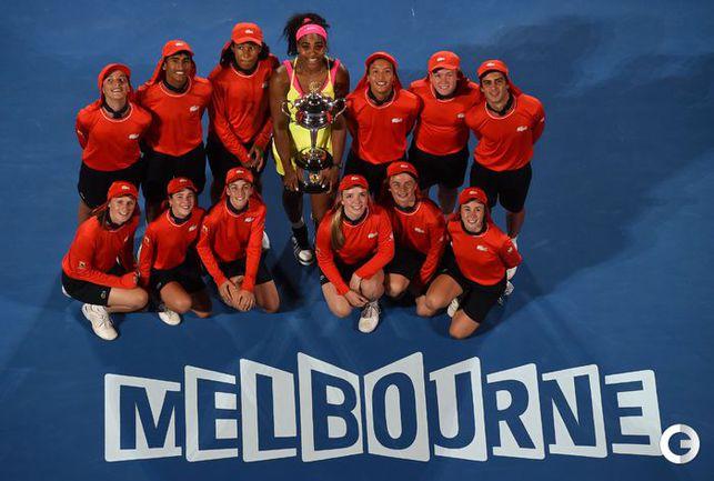 Шарапова уступила Уильямс в финале Australian Open