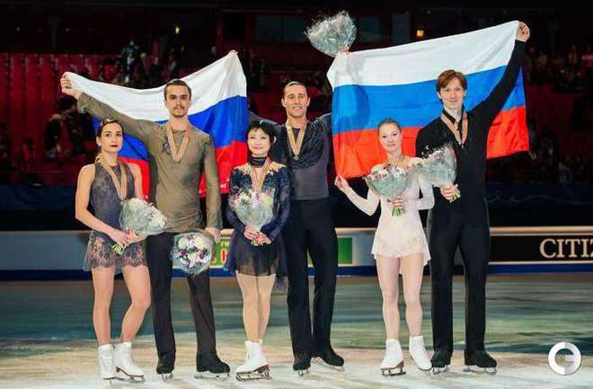 Кавагути/Смирнов - чемпионы Европы