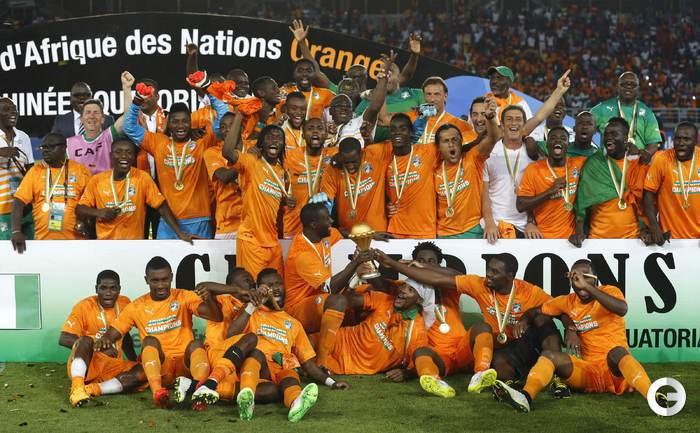 Кот-д'Ивуар - обладатель Кубка Африки