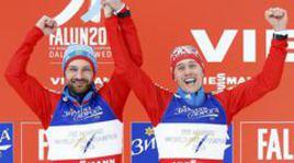 Норвегия - чемпион мира в командном спринте, Россия завоевала серебро