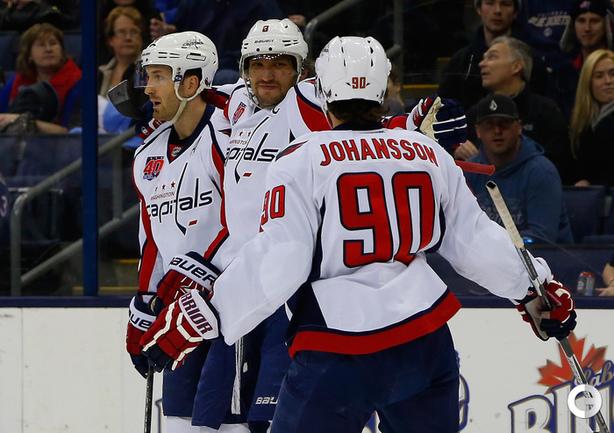 Овечкин - в тройке звезд дня НХЛ