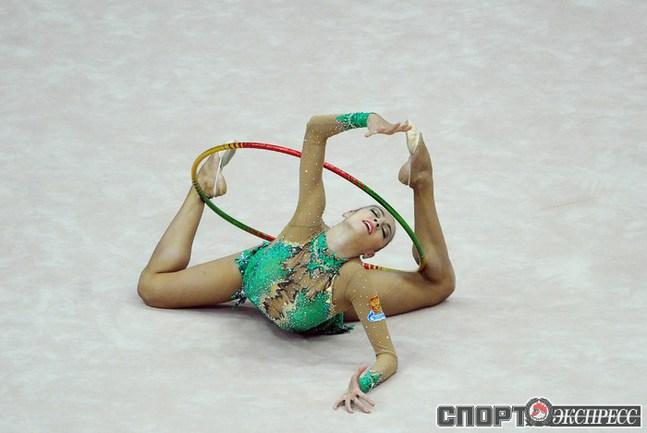 Евгения Канаева.