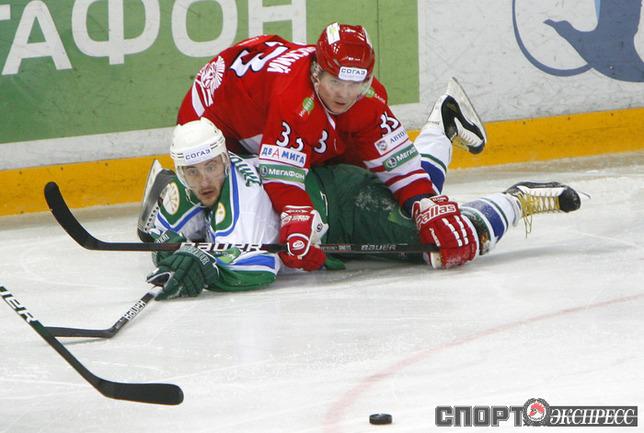Сергей ЗИНОВЬЕВ и Валерий ПОКРОВСКИЙ.