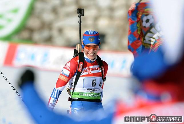 Победный финиш Ольги ЗАЙЦЕВОЙ. Фото AFP  .