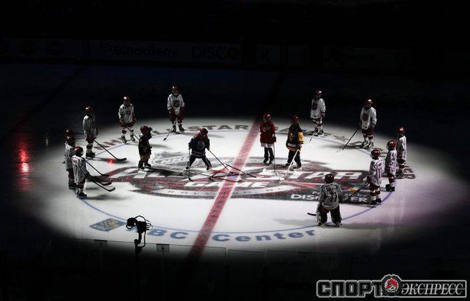 ОВЕЧКИН В МАТЧЕ ЗВЕЗД NHL
