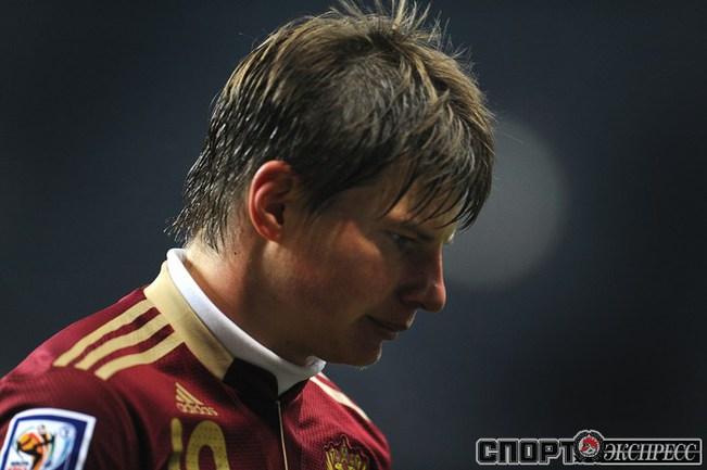 Андрею АРШАВИНУ и сборной России предстоят стыковые матчи.