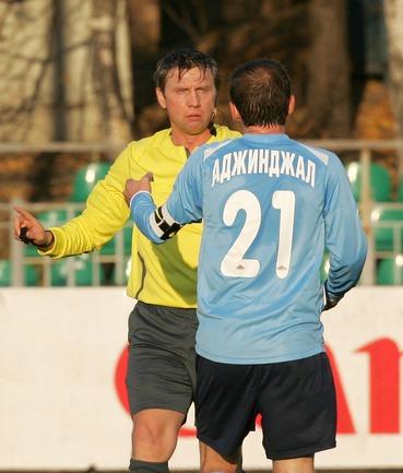 Руслан Аджинджал и Игорь Егоров.