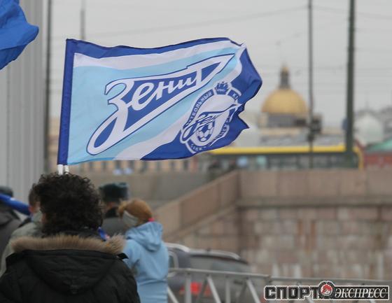 """ДО МАТЧА """"ЗЕНИТ"""" - ЦСКА В САНКТ-ПЕТЕРБУРГЕ"""