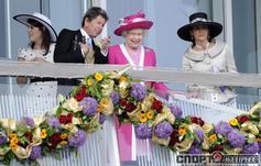 Королевские скачки в Англии