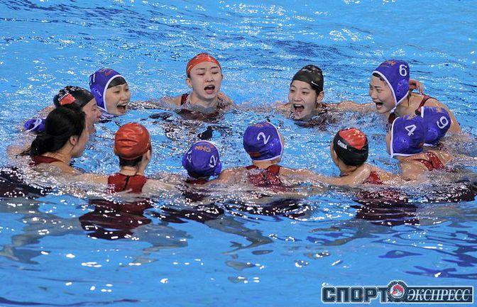 AFP - сборная Китая.