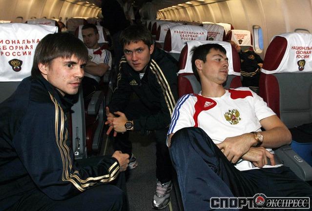 Дмитрий Торбинский, Алексей Ребко и Динияр Билялетдинов.