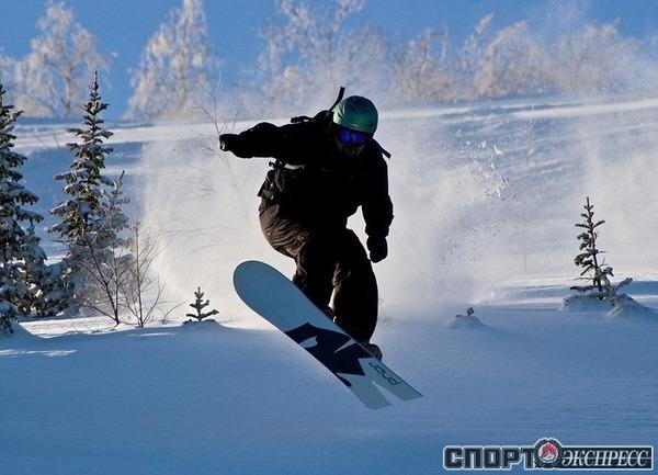 В ноябре в Приисковом выпало 1,5 метра снега - и это в начале зимы!