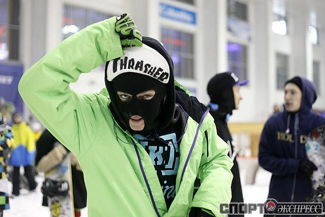 СОРЕВНОВАНИЯ DC WINTER OPENING ОТКРЫВАЮТ СНЕЖНЫЙ СЕЗОН