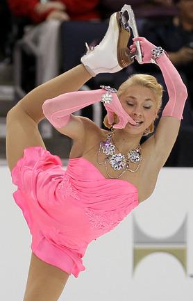 Ksenia Makarova.