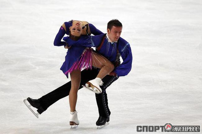 Кристина Горшкова и Виталий Бутиков.