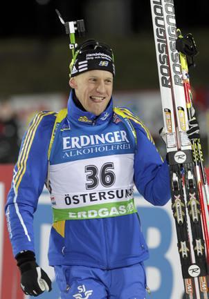 Карл Йохан Бергман.