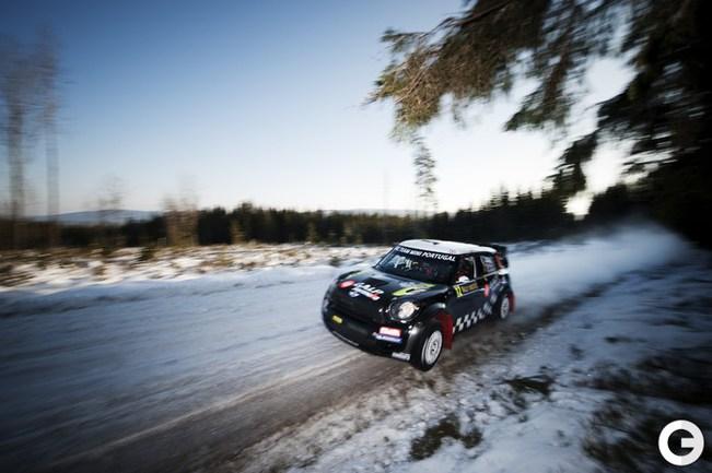 ЭТАП РАЛЛИ ШВЕЦИИ WRC
