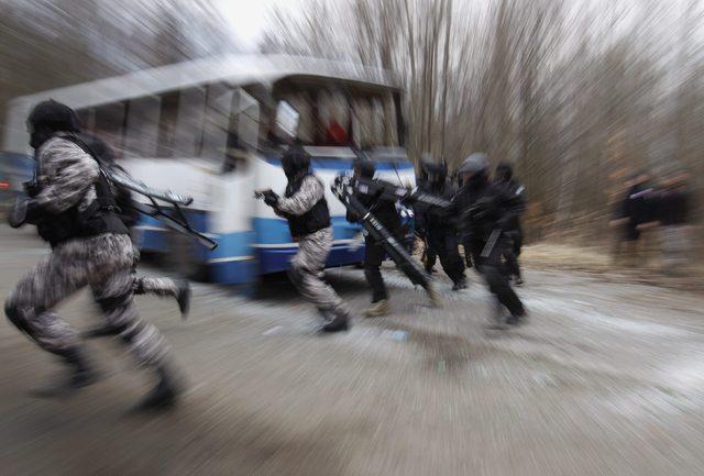 ПОЛИЦИЯ ПОЛЬШИ ГОТОВИТСЯ К ЕВРО-2012