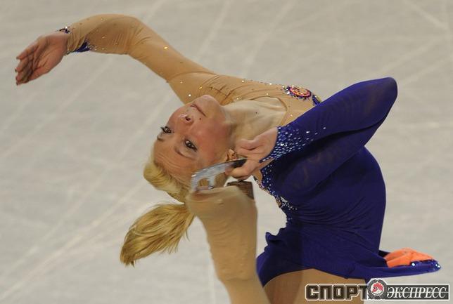 Ксения Макарова.