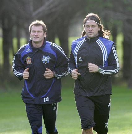 Дмитрий Кириченко и Вадим Евсеев.