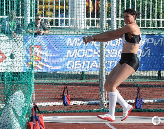Татьяна Лысенко.