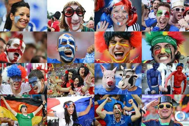 БОЛЕЛЬЩИКИ EURO-2012