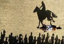 Конный спорт на Олимпиаде