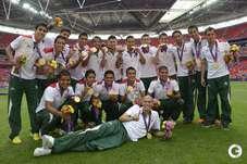 Мексиканские футболисты - олимпийские чемпионы