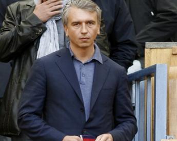 """Президент """"Зенита"""" Александр ДЮКОВ. Фото Алексея ИВАНОВА, """"СЭ"""" Фото «СЭ»"""