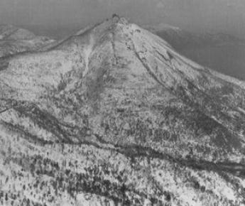 1972 год. Вид на олимпийский Саппоро. Фото официального сайта Международного олимпийского комитета (www.olympic.org). Фото «СЭ»