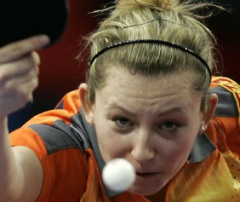 Теннисистка сборной Испании Галя ДВОРАК. Фото Reuters