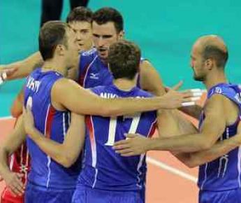 Сборная России вышла в третий групповой турнир чемпионата мира. Фото Reuters