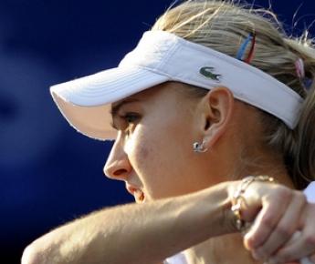 Российская теннисистка Елена ВЕСНИНА Фото AFP