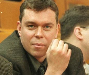 Президент Федерации баскетбола Украины Александр ВОЛКОВ. Фото Дмитрия СОЛНЦЕВА Фото «СЭ»