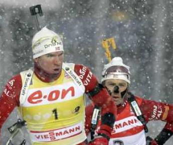 """Эмиль Хегле Свендсен: """"Может, русским нужно минус 40, чтобы побежать?"""" Фото «СЭ»"""