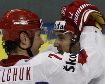 НХЛ может привезти в Россию Овечкина и Ковальчука