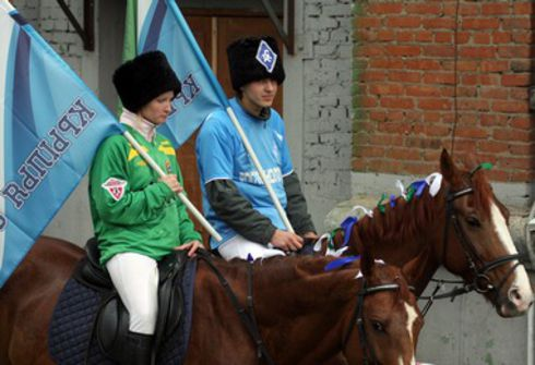 Самара - один из самых футбольных городов России. А местные болельщики - одни из самых преданных в стране. Фото Игоря ГОРШКОВА Фото «СЭ»