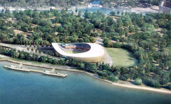 Так в 2017 году должен выглядеть 44-тысячный стадион в Самаре к ЧМ-2018. Фото AFP