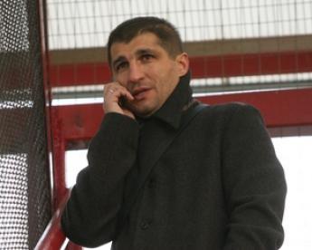 Омари Тетрадзе: