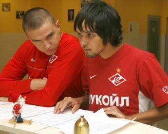 Иванов и Нахушев уже трудятся  под началом Красножана