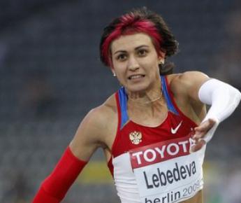 Татьяна ЛЕБЕДЕВА. Фото REUTERS