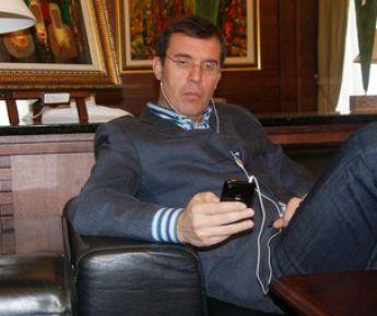 "Президент Европейского шахматного союза Сильвио ДАНАИЛОВ. Фото Юрия ВАСИЛЬЕВА, ""СЭ"" Фото «СЭ»"