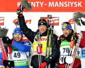 Максимов пообещал: медали еще будут