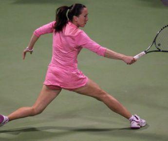 Елену ЯНКОВИЧ в Индиан-Уэллсе ждет непростая защита титула. Фото AFP